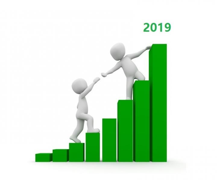1ERE RESOLUTION 2019 : REALISER DES ECONOMIES D'ENERGIE