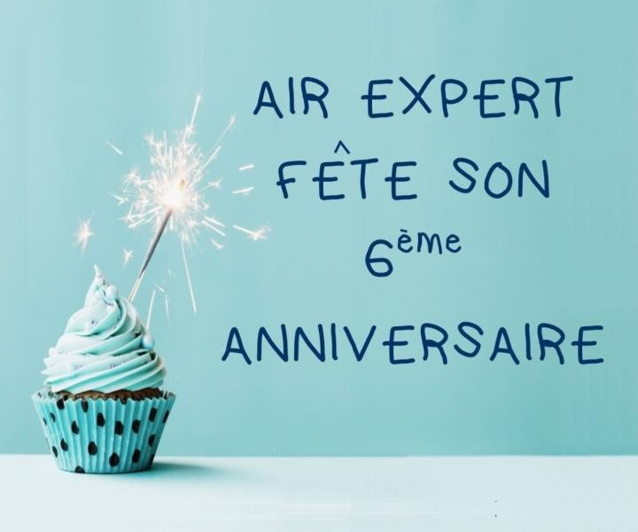 6 ANS AIR EXPERT : DIAGNOSTIC OFFERT