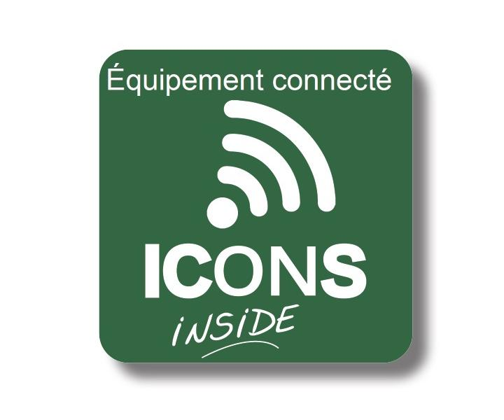 Icons : Le compresseur d'air connecté