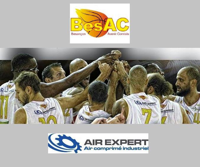 Air Expert soutient le BESAC