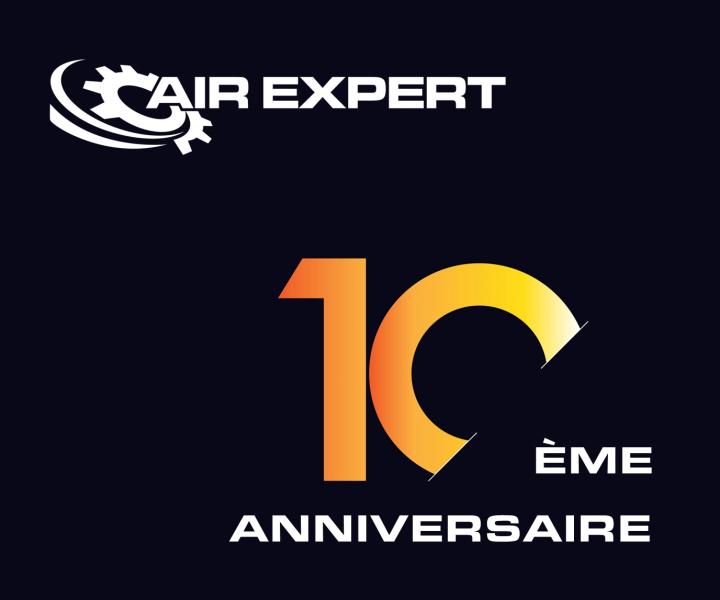 AIR EXPERT FETE SES 10 ANS !